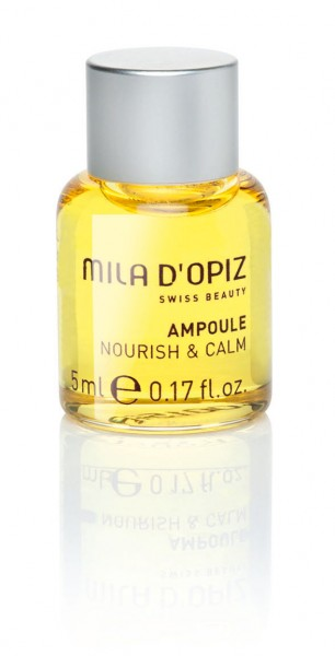 Mila d'Opiz Nourish and Calm Concentrate, 5 ml