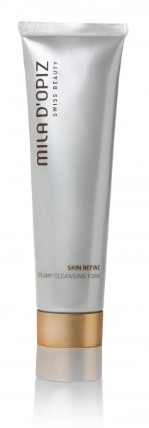 Mila d'Opiz Skin Refine Creamy Cleansing Foam, 125ml