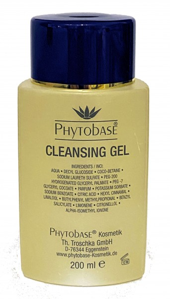 Phytobase Cleansing Gel, 200ml