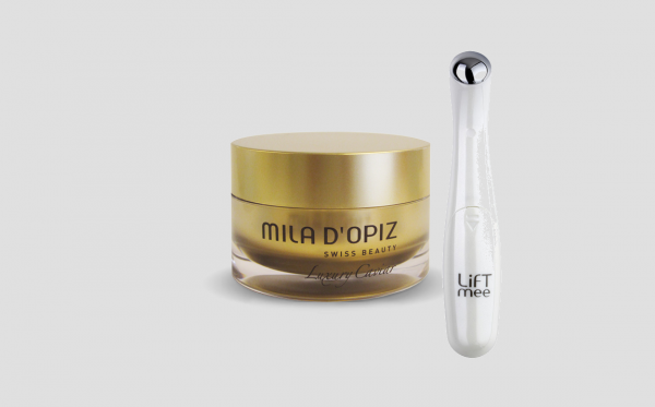 Mila d'Opiz Luxury Caviar Eye Cream + LiFTmee Lip & Eye