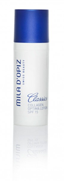 Mila d'Opiz Classics Collagen Optima Lotion mit UVA-Schutz, 50 ml