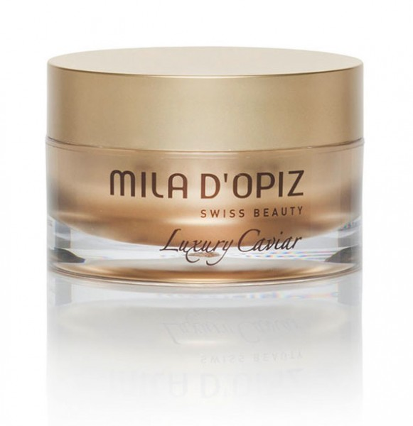 Mila d'Opiz Luxury Caviar Highly Effective Eye Cream, 15 ml