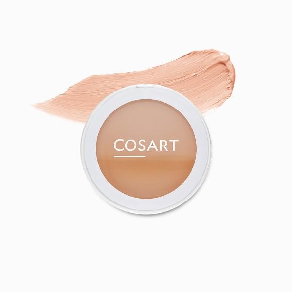 Cosart Powder Make-up dry & wet, vegan