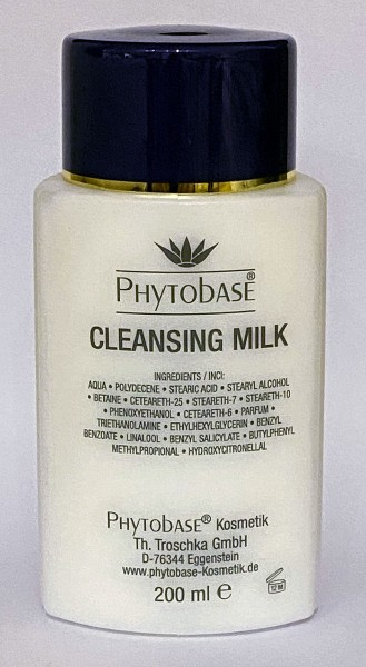 Phytobase Cleansing Milk, 200ml