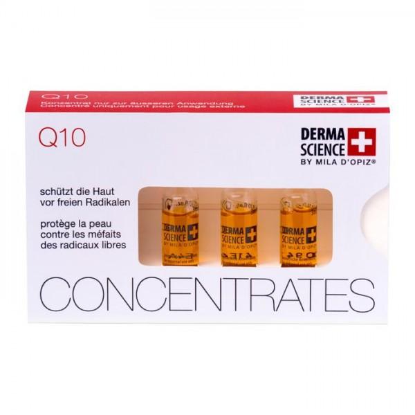 Mila d'Opiz Derma Science Q10 Ampulle, 3 x 3 ml