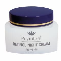 Phytobase Retinol Night Cream, 30 ml