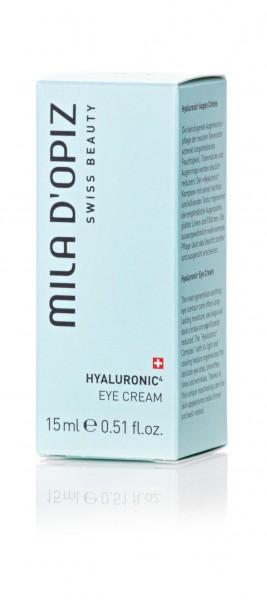 Mila d'Opiz Hyaluronic⁴ Eye Cream, 15 ml