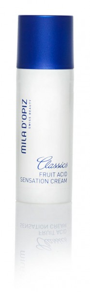 Mila d'Opiz Classics Fruit Acid Sensation Cream, 50 ml