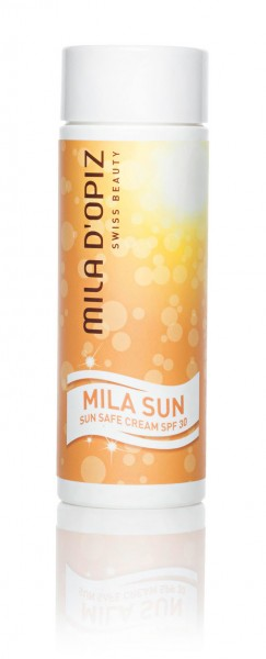 Mila d'Opiz Sun Safe Cream SPF 30, 200 ml