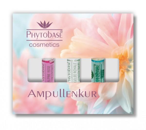 Phytobase Ampullen Frühlings- Box, 3 x 2 ml