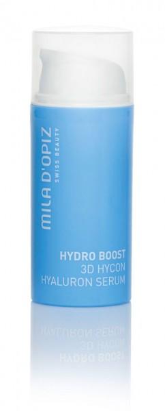 Mila d'Opiz Hydro Boost 3D Hycon Hyaluron Serum, 30 ml